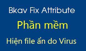 Bkav-Fixattrb