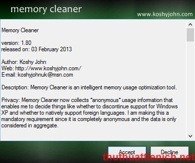 Memory-Cleaner-phan-mem-toi-uu-ram-tang-toc-may-tinh