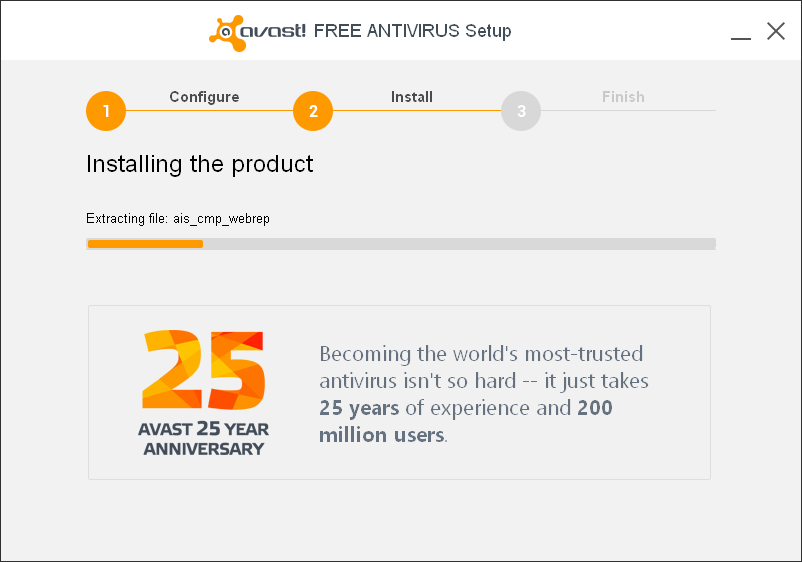 avast! Antivirust Free download